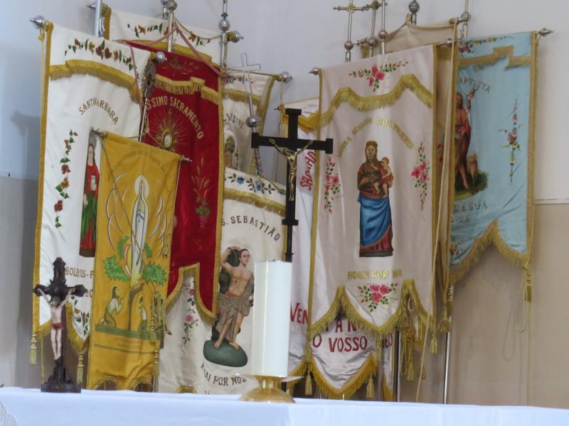 Festa de Nossa Senhora das Candeias junta comunidades paroquiais